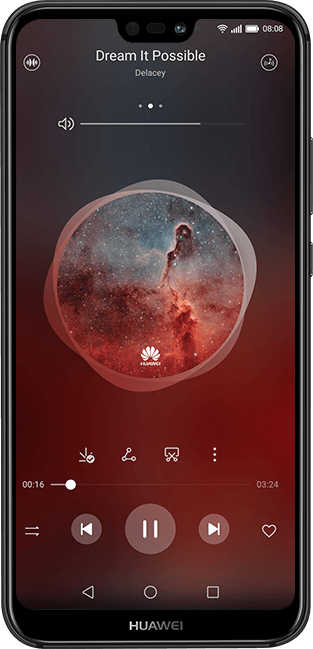 HUAWEI P20 lite with EMUI 8.0 – Artificial Intelligence