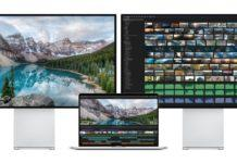 MacBook Pro Can drive multiple 6K displays