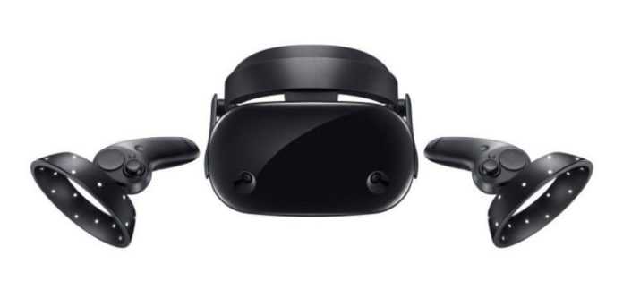 Samsung HMD Odyssey Windows 10 Mixed Reality Headset: First Impressions