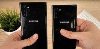 Both Galaxy Note 10 and Galaxy Note 10 Plus dummies shown off in latest hands-on video