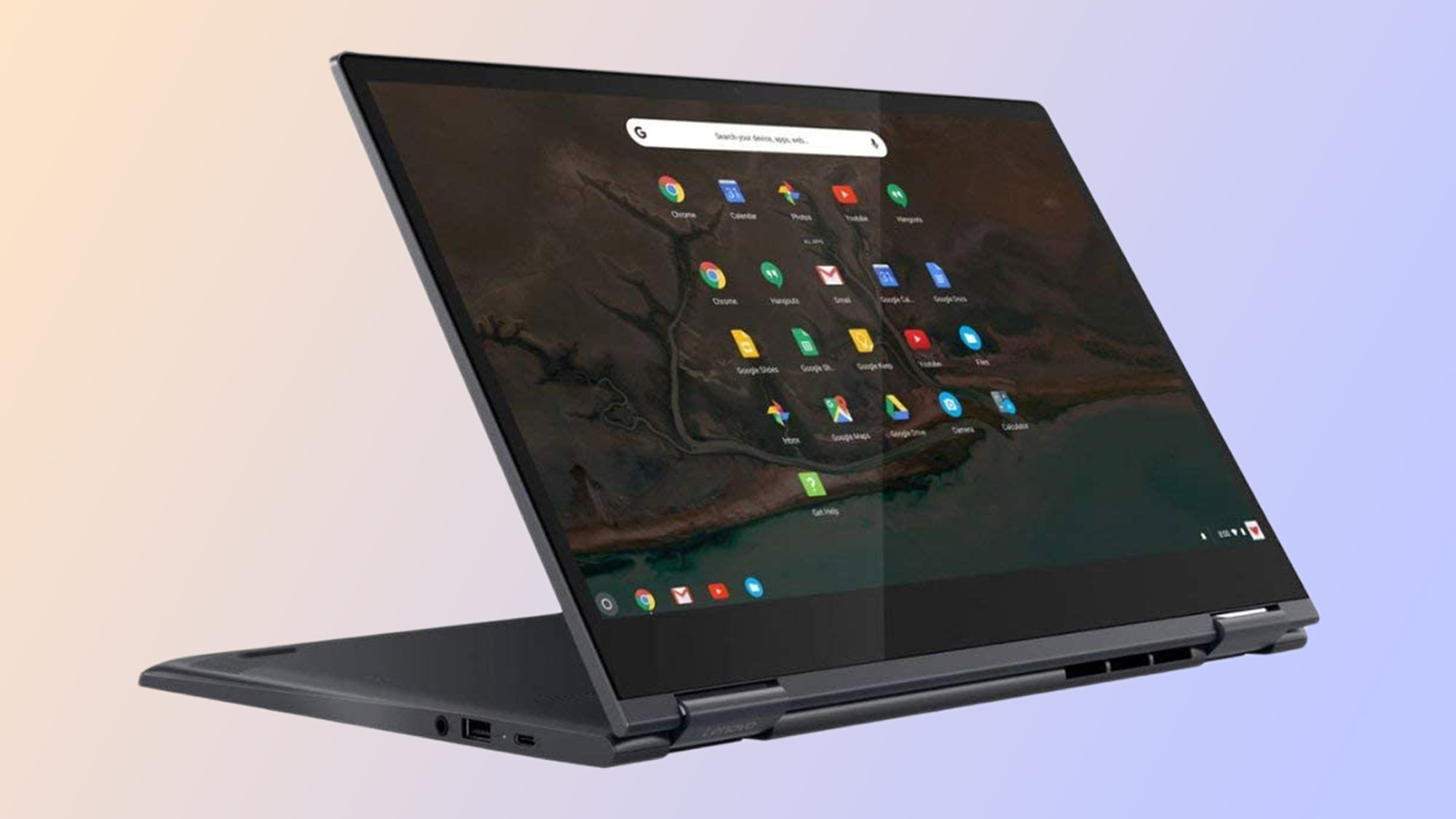 Лучшие Chromebook: Lenovo Yoga Chromebook C630
