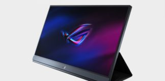 ROG Strix XG17AHPE portable gaming monitor review