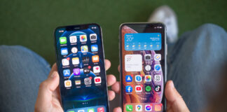 Apple iPhone 12 Pro / Max против iPhone XS / Max