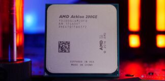 Обзор AMD Athlon 200GE: процессор Zen за 55 долларов