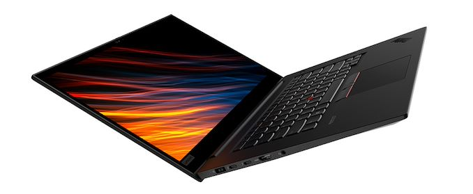 Новый ThinkPad P1 Gen3 от Lenovo для профессионалов: OLED, 8-ядерный Xeon, Quadro