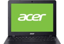 Acer представляет Chromebook 871 / Chromebook 712: Intel Comet Lake Inside